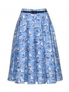 Sailor Skirt from Review $169.95  #sailorskirt #summerbythesea #reviewaustralia