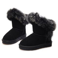 tati bottes fille du 28 au 35 12 99 jolies bottes fourr es id ales pour l 39 hiver. Black Bedroom Furniture Sets. Home Design Ideas