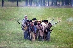 William Ramsey From The Battle of Resaca Series This was shot at the battle of Resaca Civil War Re enactment.
