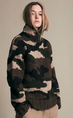 NSLT A/W 14-15 | military camouflage
