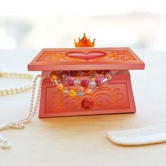 Disney Princess Jewelry Box