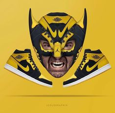 Crazy ! #Nike #sneakers Follow @charancairo for more!