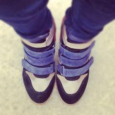 My sneakers http://papodeestilo.com.br/2012/05/vestidassim-casual-sneakers/