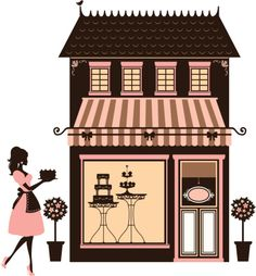 Cake Shop and Baker
