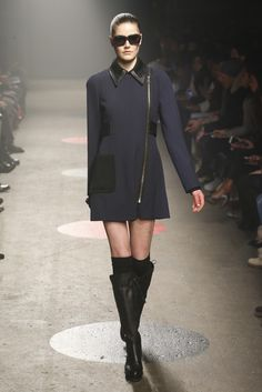 Tracy Reese RTW Fall 2015 - Slideshow