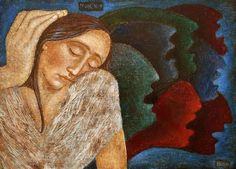 Sacred Art, Illusions, Religion, Gallery, Icons, Artwork, Painting, Watercolors, Work Of Art