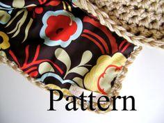 #Crochet Reversible Baby Blanket Pattern  Easy by sheilalikestoknit,