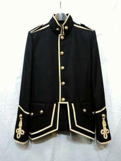 All × Around Napoleon Jacket