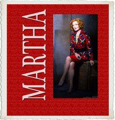 Martha Card