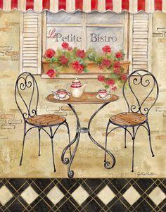 RB4617CC <br> Bistro Cafe I <br> 14x11