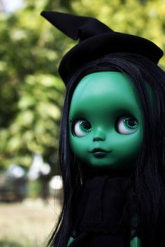 Green Witch Blythe
