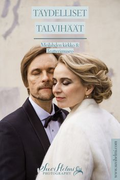 Elopement Inspiration, Winter Photography, Helsinki, Wedding Couples, Unique Weddings, Finland, Wedding Venues, Winter Weddings, Erika