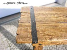 Rustic Style - Eiche Massivholztisch in rustikaler Ausführung