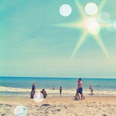 Happy First Day of Summer! Featured in photo: Bethany Beach