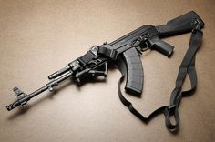 """I like My AK with its hint of """"Magpul"""""""