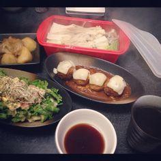 Hand-made Dinner