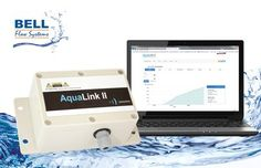 AquaLink II is a telemetry device with a built in data logger that is designed to allow the user to access data remotely on the web.