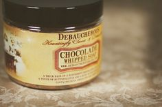 Chocolade Whipped Soap