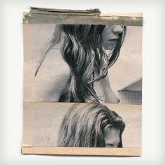Collage by Katrien de Blauwer