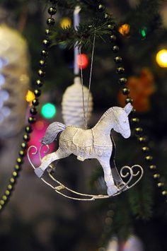 Серебряная лошадка, мастер-класс или лучше поздно, чем никогда. - kukusyapa куклы Катерины Тарасовой