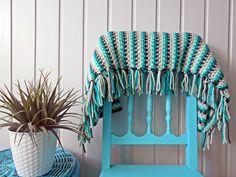 Faz bem aos olhos | Crochet - Crafts - Lifestyle: Manta Moss