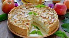 Цветаевский яблочный пирог. Пошаговый рецепт с фото, удобный поиск рецептов на Gastronom.ru