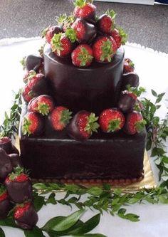Decoración para tortas de boda