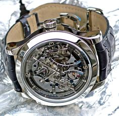 The Greubel Forsey Double Tourbillon 30 Degrees.