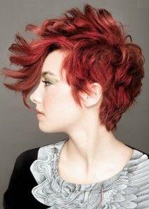 Short Hair Colour trends 2014 (21)
