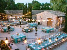 12 lugares con encanto para una boda de ensueño Marriage, Wedding Inspiration, Table Decorations, Exterior, Garden, Home Decor, Weeding, Board, Google