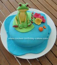homemade birthday cake decorating ideas - Google Search