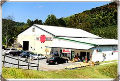 Deal Orchards | Apple House in Alexander County - Hwy 16 - Taylorsville NC