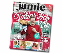 Jamie Oliver, Magazin, Kochen, Lifestyle, etc.