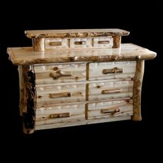 How To Build Rustic Furniture - InfoBarrel | Woodworking plans ...