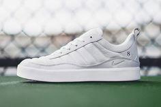 Roger Federer Nike Air Force 1 Federer Forever Sneaker Bar