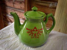 Zelda teapot