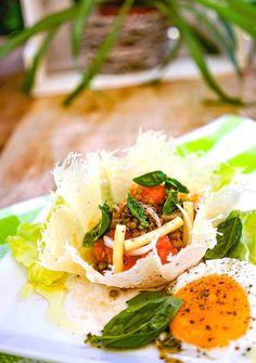 stuttgartcooking: Mediterraner Alb-Linsen-Salat in der Käsehippe mit...