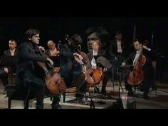 2CELLOS - Vivaldi Largo [LIVE VIDEO] .... if I could only find the first movement for this song.