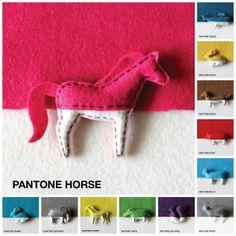 Ta.Ta. Unconventional Design For Kids: PANTONE ANIMALS
