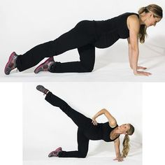 At-Home Prenatal Barre Workout   Fit Pregnancy and Baby