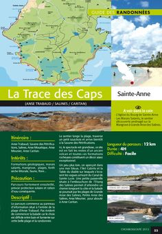 #Martinique #Randonnees Trace des Caps