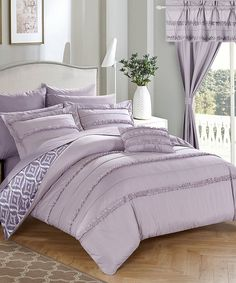 Take a look at this Lavender Lola 20-Piece Bedroom Set today!