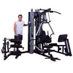 Increase muscle interaction by 25% with Body-Solid G10B #biangulargym. http://www.vincimed.com/body-solid-bi-angular-gym/