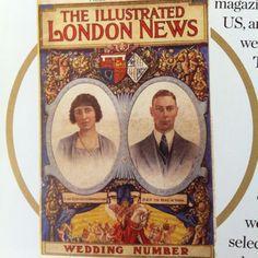 1923 wedding of Prince Albert, the future King George VI