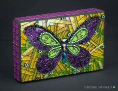 Papiyon - Cherie Bosela - Fine Art Mosaics & Photography -