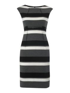 Horizontal stripes are not my thing but I love this!