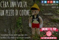 Uncinetto Pop - Pinocchio ADV
