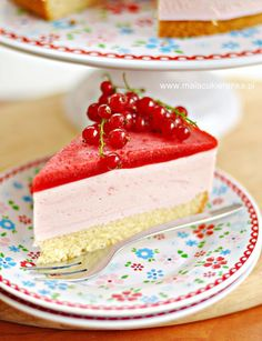 Polish Recipes, Polish Food, Summer Cakes, Cake Photography, Party Cakes, Food Art, Panna Cotta, Cheesecake, Cookies