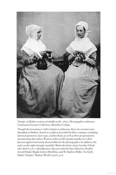 Sisters in the Faith: Shaker Women and Equality of the Sexes - Glendyne R. Wergland - Google Books