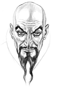 Ming The Merciless by Alex Ross *